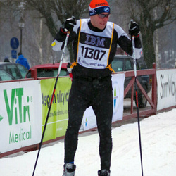 Skiing 90 km - Anders Larsson (11307)