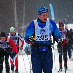 Skiing 90 km - Daniel Kågemalm (7325)