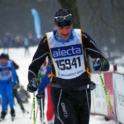 Skiing 90 km - Jean Michailos (15941)