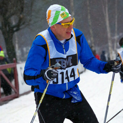 Skiing 90 km - Cermith Lunde (9144)