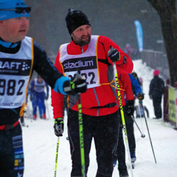 Skiing 90 km - Anders Wollter (8022)