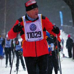 Skiing 90 km - Holger Wegner (11029)