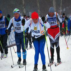 Skiing 90 km - Hubert Kurt Lepperdinger (13463)