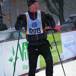 Skiing 90 km - Anders Ringsell (12013)