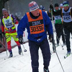 Skiing 90 km - Christer Sundholm (30336)