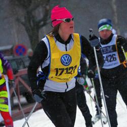 Skiing 90 km - Elisabeth Van Der Steeg (17121)