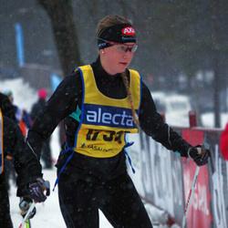 Skiing 90 km - Frida Cronqvist (17918)