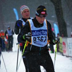 Skiing 90 km - Andreas Avedal (8367)