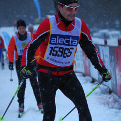 Skiing 90 km - Bo Storm Madsen (15965)