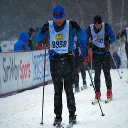 Skiing 90 km - Henrik Tingleff (8930)