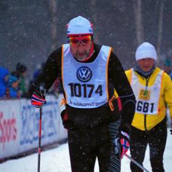 Skiing 90 km - Bjarne Sörum (10174)