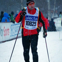 Skiing 90 km - Anders Rönnbacke (10829)