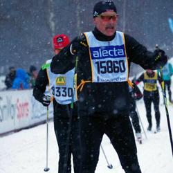 Skiing 90 km - Eckard Gessel (15860)