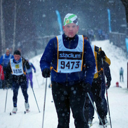 Skiing 90 km - Arvid Conradsson (9473)