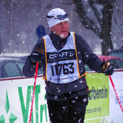 Skiing 90 km - Allan Sundström (11763)