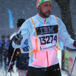 Skiing 90 km - Aristotelis Baroutsis (13274)