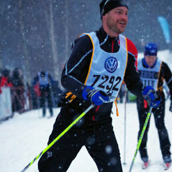 Skiing 90 km - Henrik Sandberg (7292)