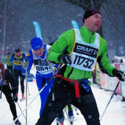 Skiing 90 km - Fredrik Olsson (11732)