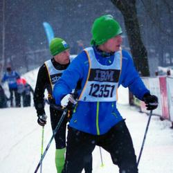Skiing 90 km - Algot Svensson (12351)