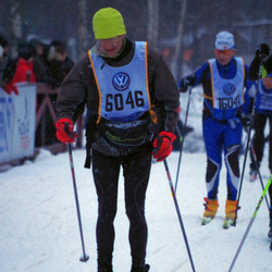 Skiing 90 km - Jean Francois Ciglia (6046)
