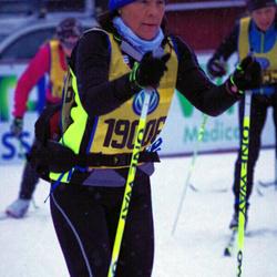 Skiing 90 km - Christina Norrlund (19006)