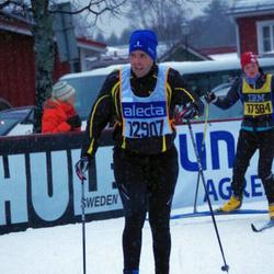 Skiing 90 km - Anders Skarstedt (12907)