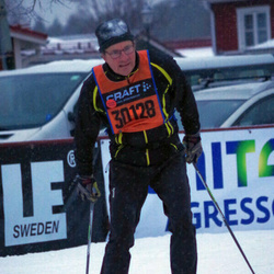 Skiing 90 km - Carl-Henrik Stime (30128)
