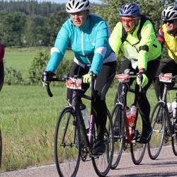 Vätternrundan - Jonas Andersson (2762), Amanda Meimermondt (3879)