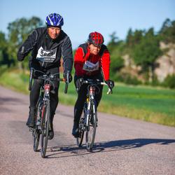 Vätternrundan - Anders Klaar (3088), Annicka Svensson (3089)