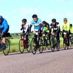 Vätternrundan - Carsten Heesch (2979), Jorid Thomsen (2998), Martin Sjöström (3252), David Larsson (3253), Anders Bergquist (6493), Magnus Högstedt (10950)