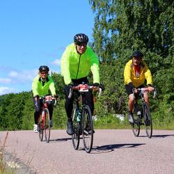 Vätternrundan - Rosmarie Lundqvist (2599), Jason Gillett (6749)