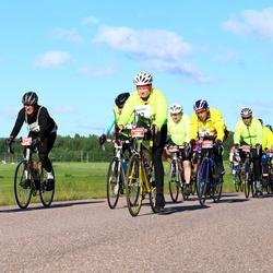 Vätternrundan - Amanda Uvemo (342), Helge Dahle Olsen (2172), Jonathan Falk (2500), Kjell Karlsson (5243), Bengt Östlund (5449), Vesa Laaksonen (11344)