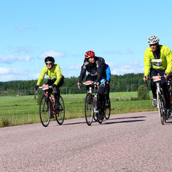 Vätternrundan - Therese Nilsson (2358), Emelie Wiberg (2359), Alex Forsberg (7579)