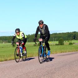 Vätternrundan - Tomi Hämäläinen (7986), Janne Rikala (8621)