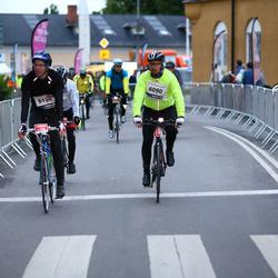 Vätternrundan - Andre Düring (6090), Anders Palmqvist (6136)