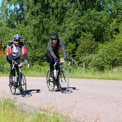 Vätternrundan - Janne Tuovinen (8353), Antti Pohjolainen (8356)