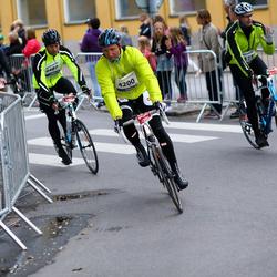 Vätternrundan - Anders Björklin (4168), Johan Svensson (4175), Rikard Ströberg (4200), Stefan Olsson (9487)