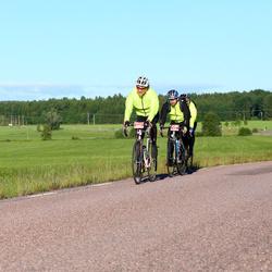 Vätternrundan - Anders Ljungqvist (969), Fredrik Fagrell (6362)