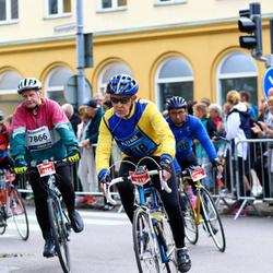 Vätternrundan - Arne Johansson (218), Lennart Johannesson (7866)