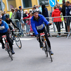 Vätternrundan - Fredrik Jarizon (2355), Lennart Nordström (2356)