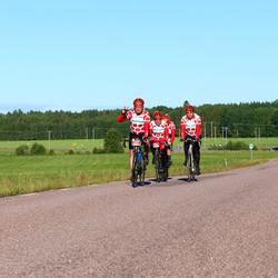 Vätternrundan - Ari Talas (7973), Sune Sundfors (7979)