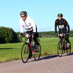 Vätternrundan - Alexander Kjellgren (4867), Fredrik Andersson (5615)