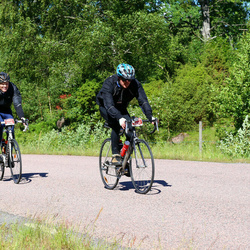 Vätternrundan - Fredrik Magnusson (6520), Magnus Nilsson (6521)