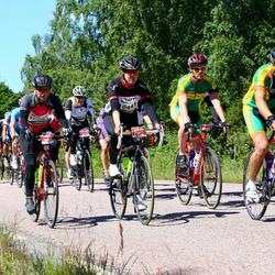 Vätternrundan - Arvid Zackrisson (9088), Emma Lillskogen (10441), Linnea Knös (10443), Anders Hansson (22114), Mikael Vesterlund (29049)