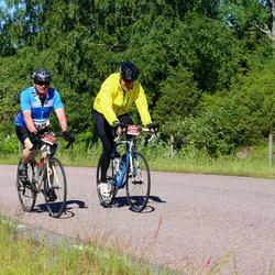 Vätternrundan - Börje Johansson (5614), Mats Johansson (6765)