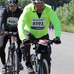 Vätternrundan - Emil Karlsson (8592), Kjell Karlsson (8593)