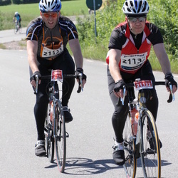 Vätternrundan - Anders Andersson (21131), Torbjörn Andersson (21132)