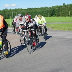 Vätternrundan - Antti Nurkkala (4865), Per Jørgensen (5923), Erik Mathisen (5925), Joseph Westerlund (6321)
