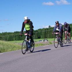 Vätternrundan - Brian Vasa-Akers (6735), Jan De Boer (6786)