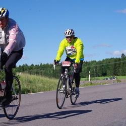 Vätternrundan - Jouko Haaranen (7362), Björn Hesse (10513)